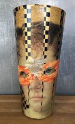 10 Decoupage Masquerade 10 30x15