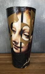 27 Decoupage Face 3 30x15